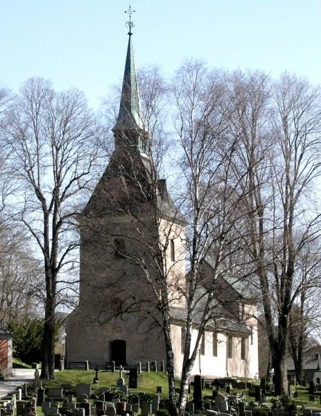 Brannkyrka_kyrka